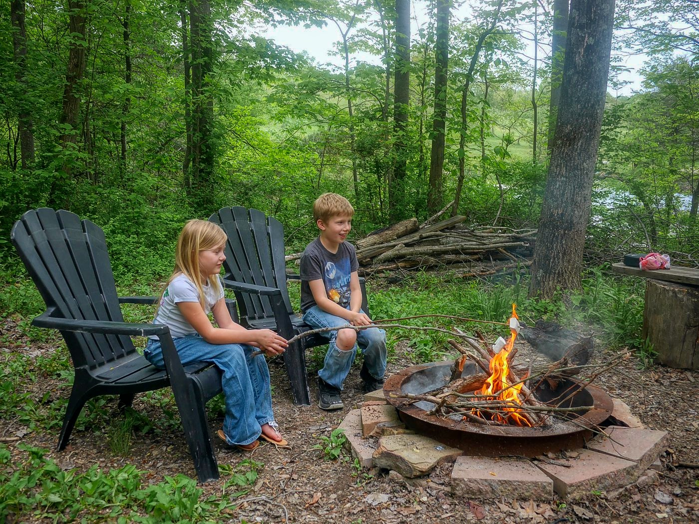 Four Seasons Cabin Rentals in the Hocking Hills